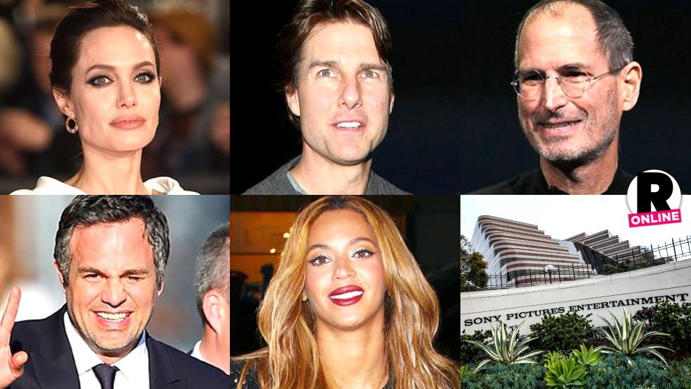 sony email hack casting tom cruise steve jobs