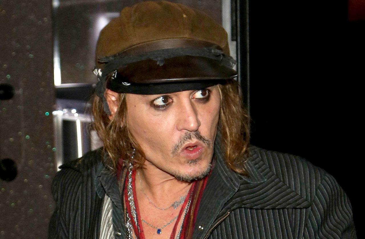 //Johnny Depp Allegedly Punch Crew Member City Of Lies pp