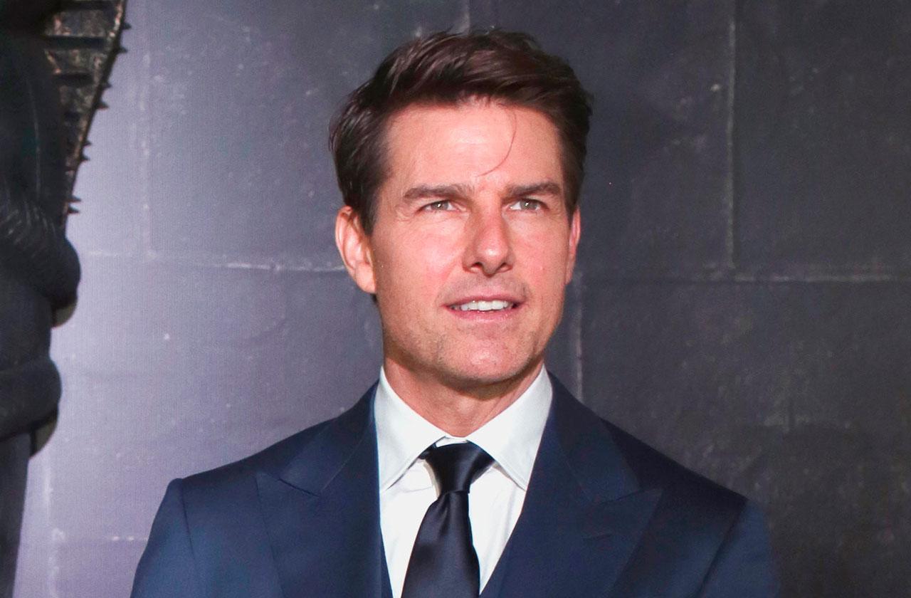 Tom Cruise Scientology Healing Powers