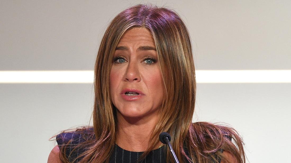 Not Fierce At 50? Jennifer Aniston Admits She Isn't Always 'The Belle Of The Ball'