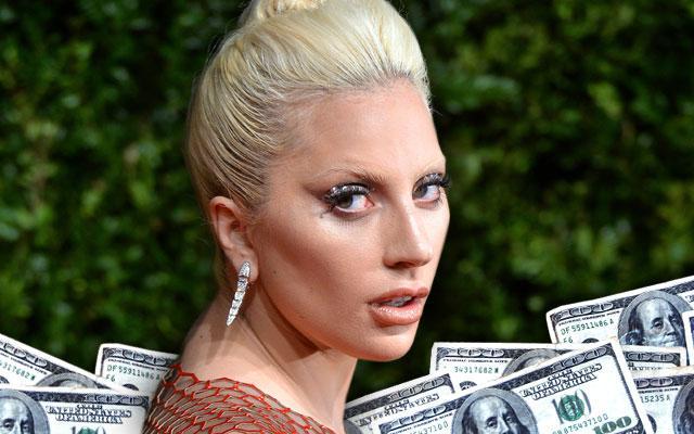 //lady gaga pays ex boyfriend millions settlement