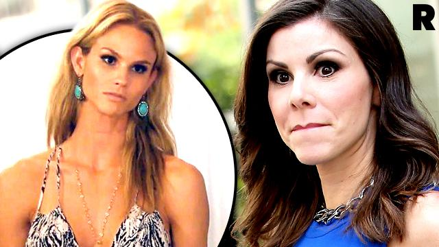 Heather Dubrow Allison Edmonds Not Friends