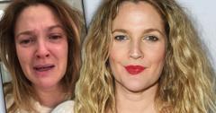 Drew Barrymore Slams Hollywood Glamour Cries In Selfie