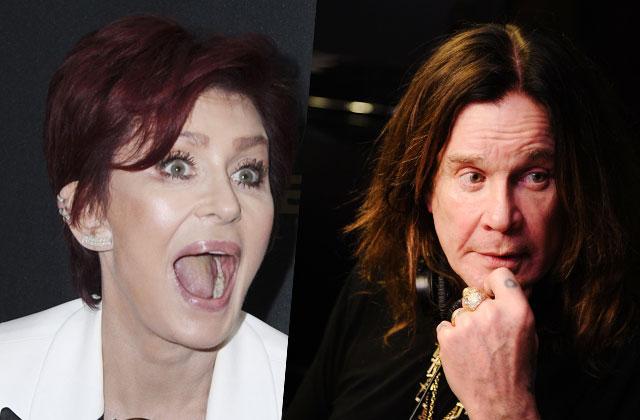 Sharon Osbourne Sends Ozzy Osbourne To Sex Rehab After Cheating Scandal