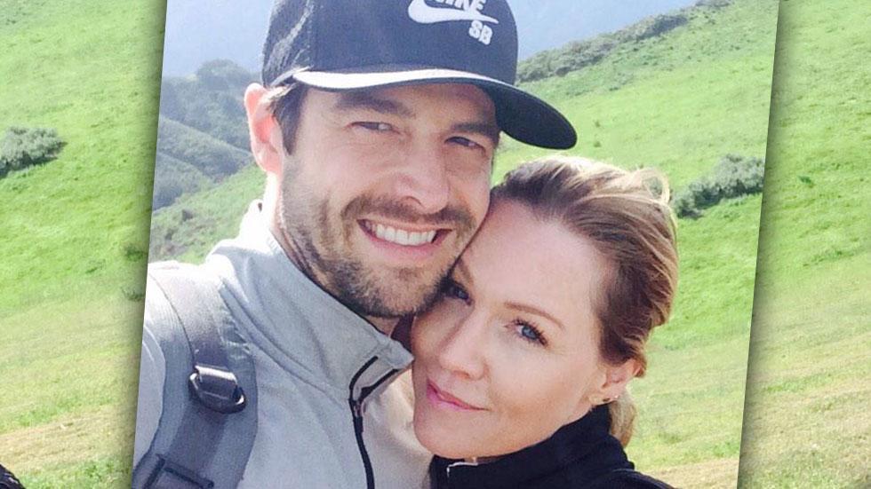 Jennie Garth Engaged David Abrams