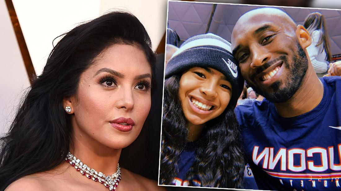 Vanessa Files Wrongful Death Lawsuit After Kobe Bryant Death