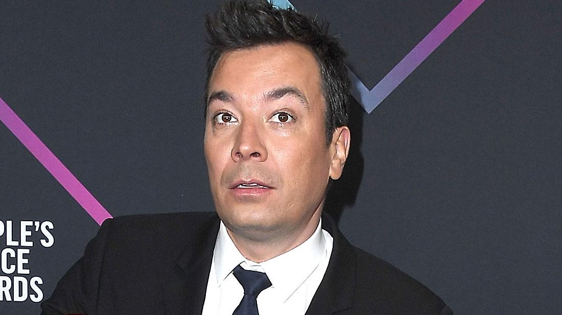 Jimmy Fallon Fears For Job As 'Tonight Show' Flops In Ratings