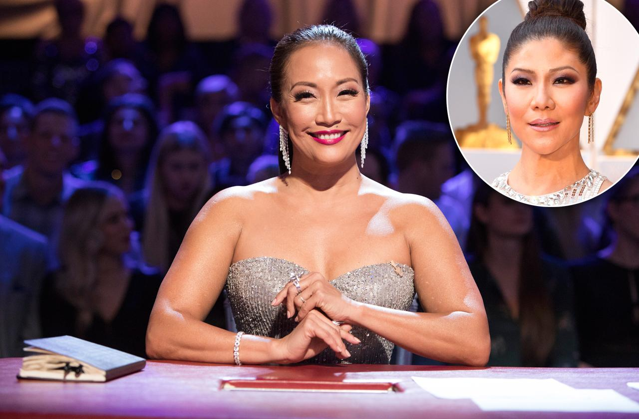 Carrie Ann Inaba Named Replacement Host For Julie Chen On 'The Talk'