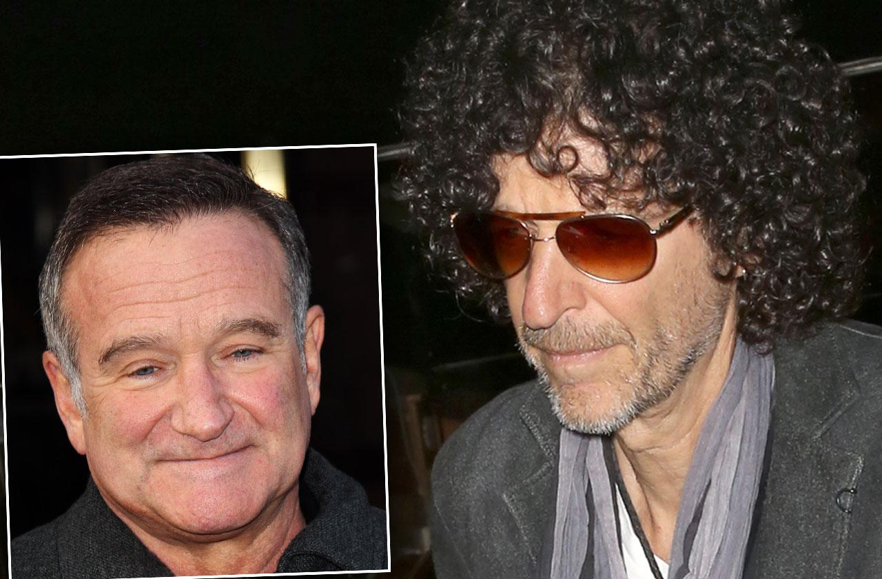 howard stern apologizes to robin williams