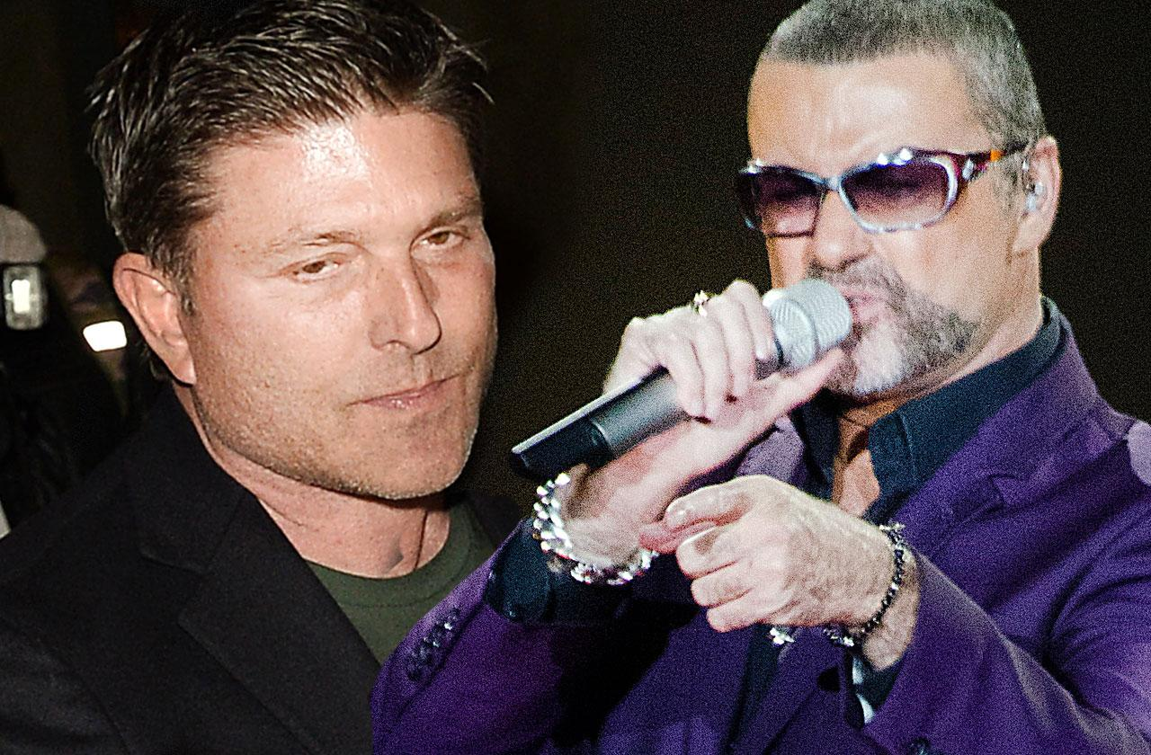 George Michael Ex Kenny Goss Reveals Funeral Secrets