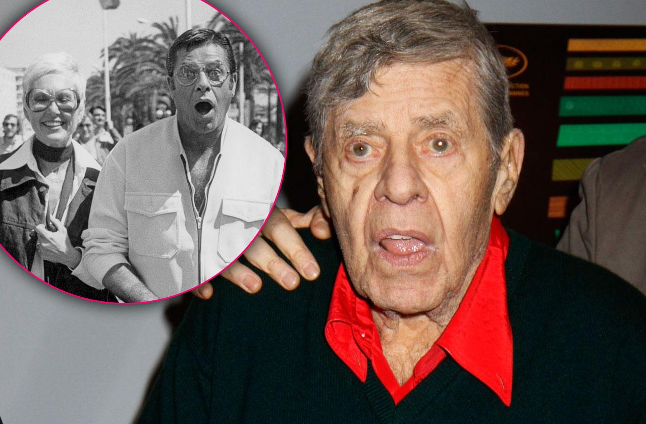 //jerry lewis ex wife patti palmer eviction pp