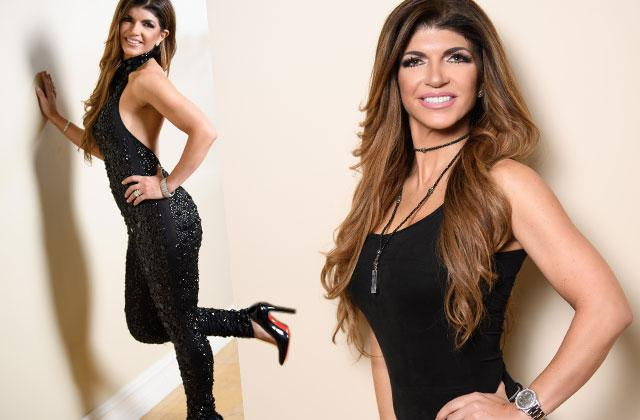 Teresa Giudice Weight Loss Bodysuit RHONJ Pics