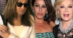 //melissa rivers and dr gwen korovin pp