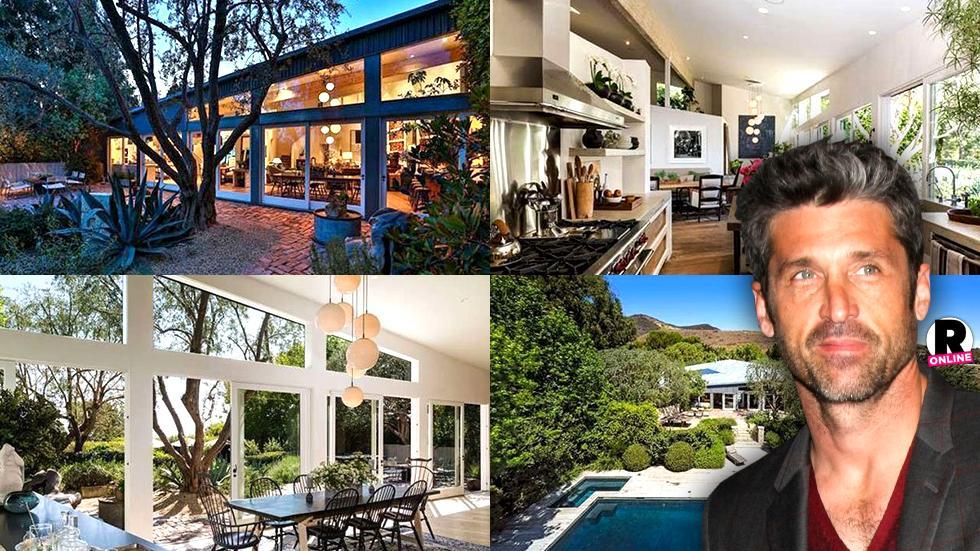PATRICK dempsey divorce sells Malibu home