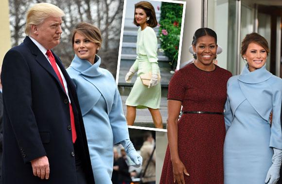 //donald trump inauguration obamas white house pp