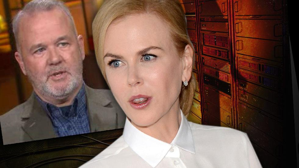 Scientology Nicole Kidman Phone Tapped