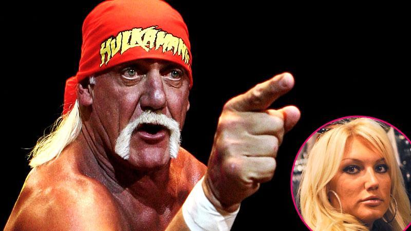 //hulk hogan racist scandal wrestling caught on tape saying n word daughter brooke exclusive pp