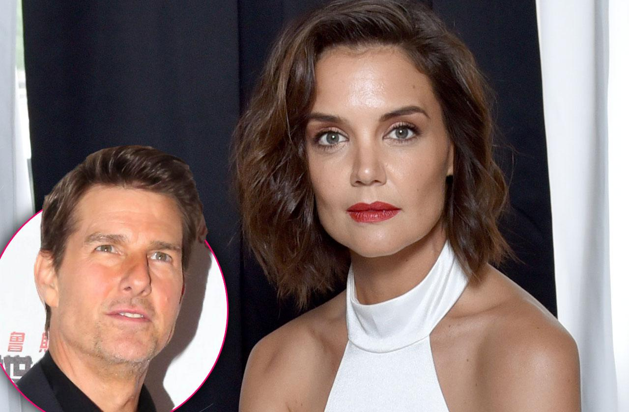 Katie Holmes Silenced Scientology claims