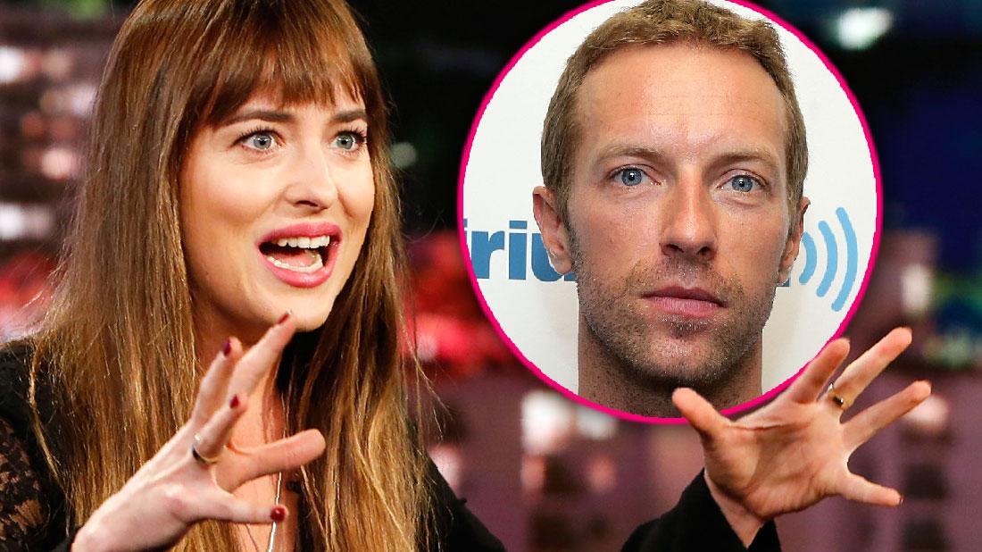 Dakota Johnson & Chris Martin Argued Over Starting Family