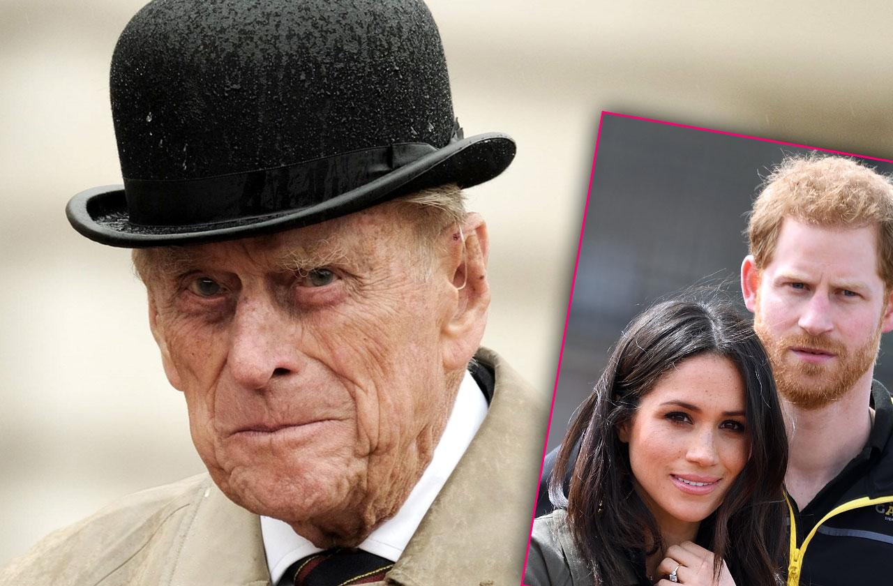 //prince philip surgery hip replacement royal wedding PP