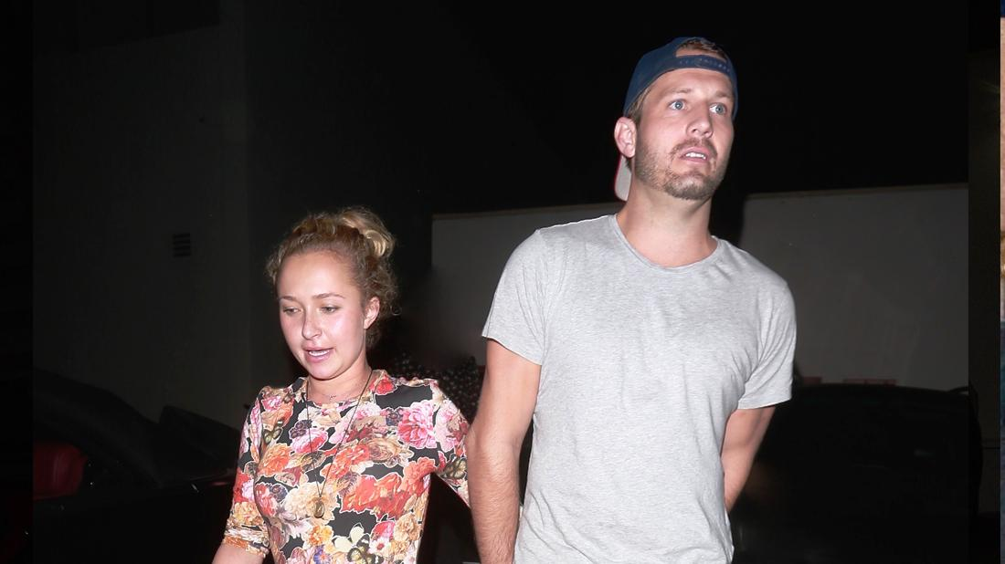 Hayden Panettiere & Brian Hickerson Spotted Together After Assault Case Dismissed