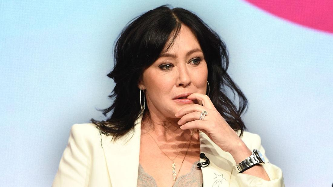 Shannen Doherty Struggling & Stressed Amid Stage 4 Cancer Battle