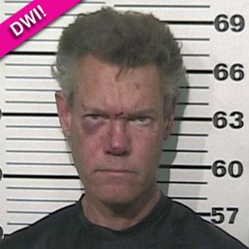 //randy travis arrest dwi texas