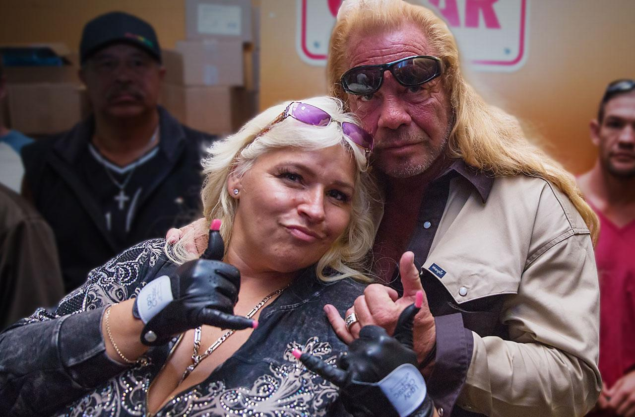 Dog Bounty Hunter Beth Capture Accused Rapist Fugitive