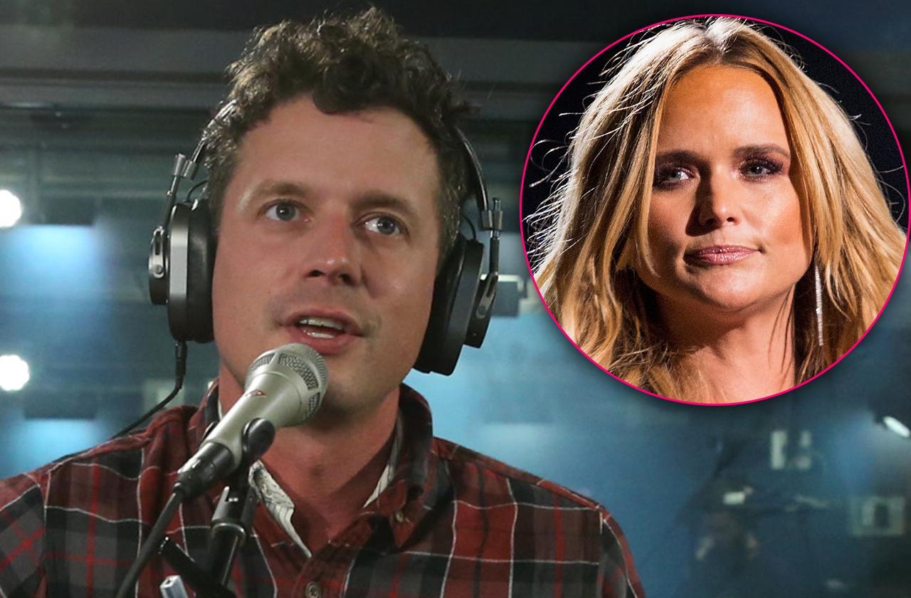 Miranda Lambert's Ex Evan Felker Cancels Show Kidney Stone