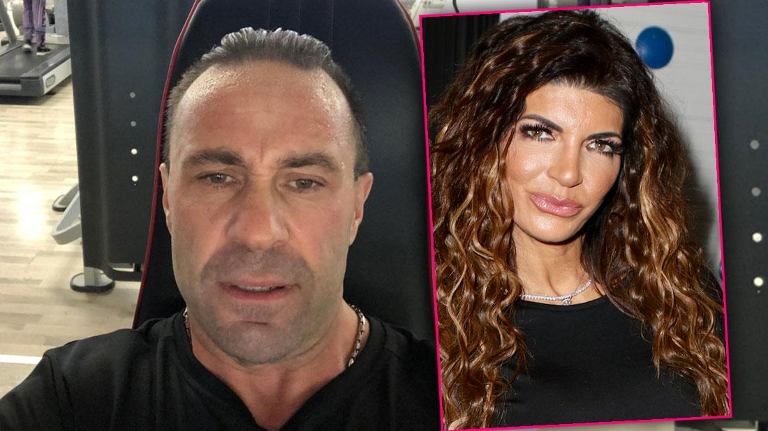 Joe Giudice Posts Cryptic Instagram After Separation From Teresa