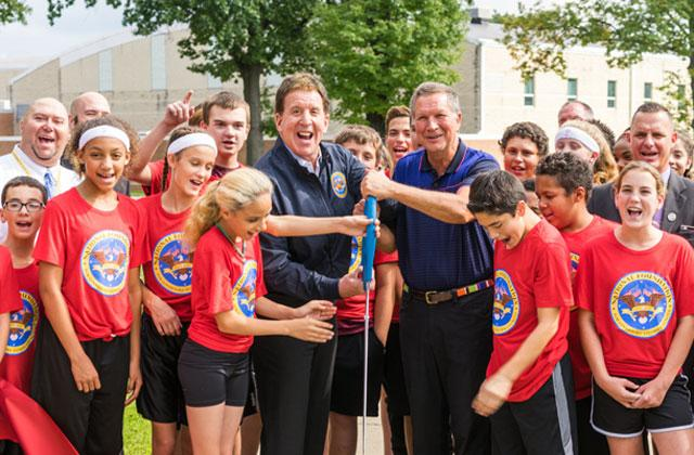 //jake steinfeld delivers  dont quit fitness centers radar pp