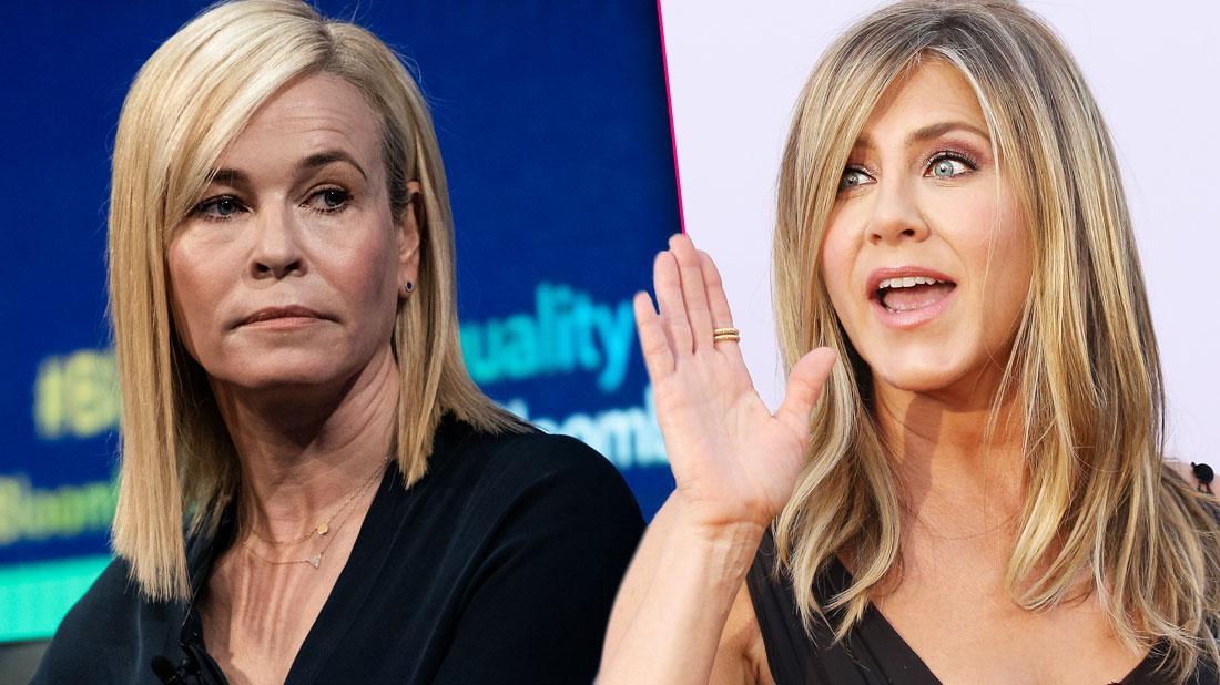 Chelsea Handler Won't Say What Ended Jennifer Aniston Friendship