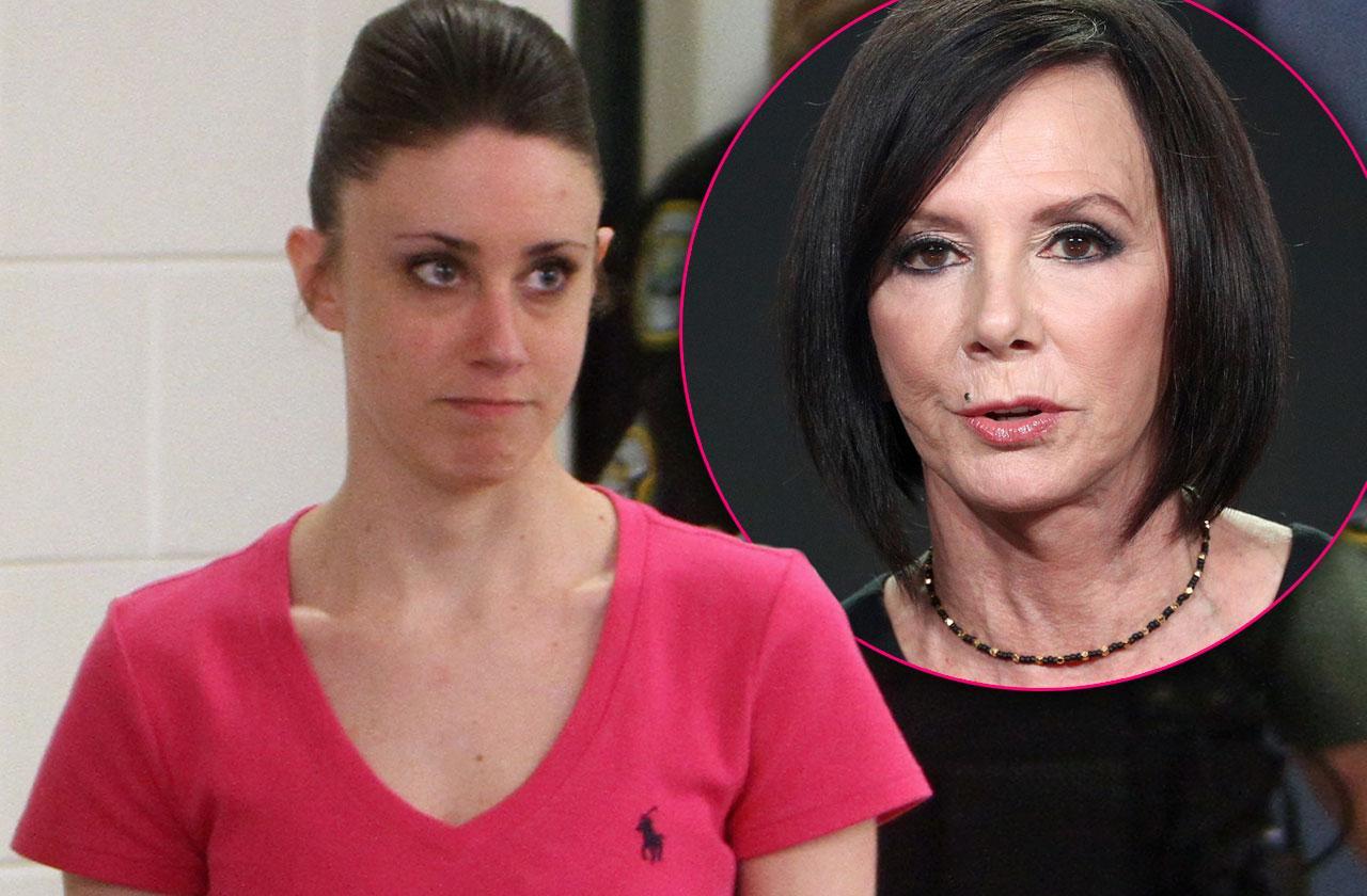 New Casey Anthony Murder Evidence Marcia Clark