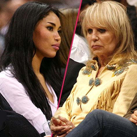 //v stiviano meeting with nba investigator in los angeles on wednesday to discuss shelly sterling