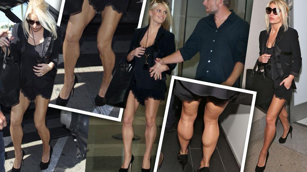 //jessica simpson legs galler pp