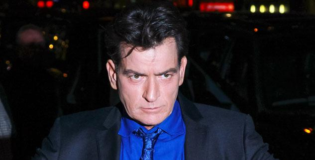 Charlie Sheen Extortion Attempt -- But NO Sex Tape