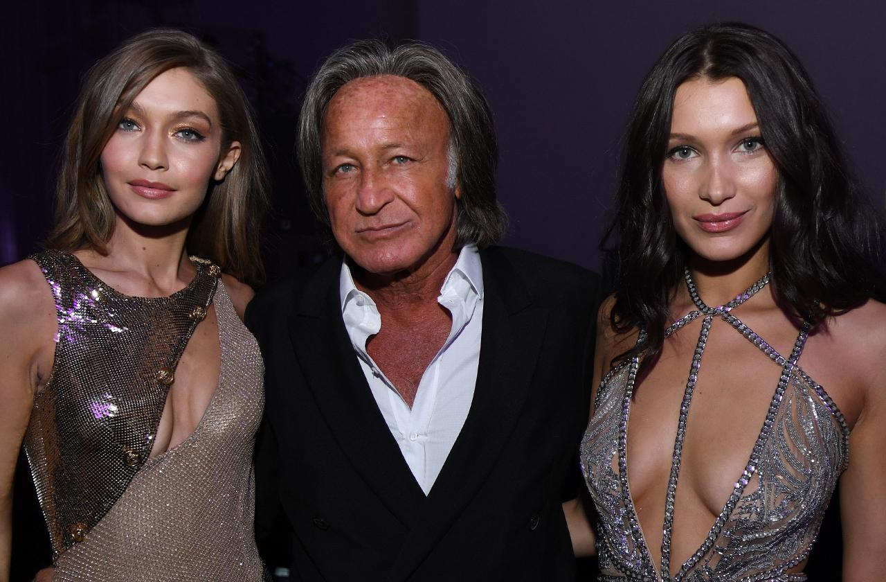 Mohamed Hadid Pleads No Contest Bel Air Mansion Fight