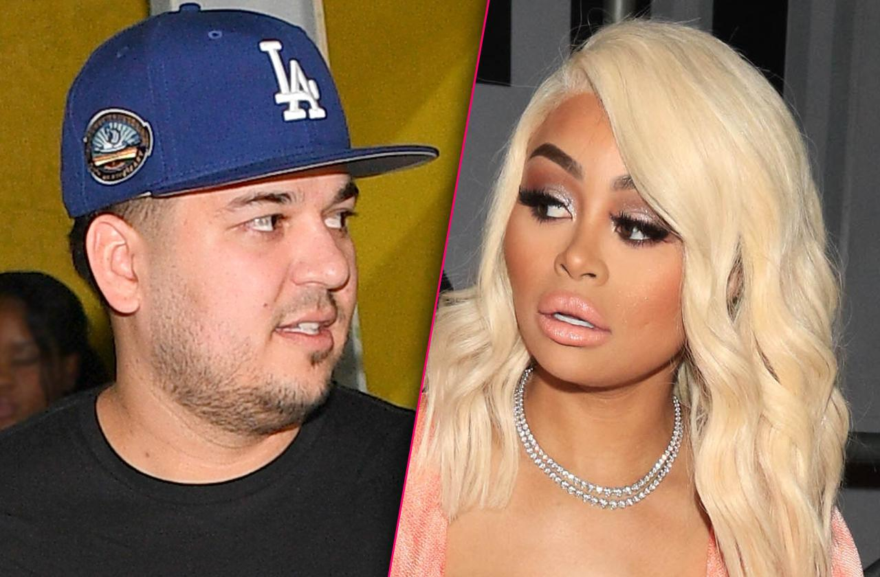 Rob Kardashian Reveals He Likes To Be Scratched Sexually In Blac Chyna Deposition