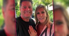 Vicki Gunvalson Promotes Engagement Again Wine Trip