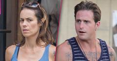 Cameron Douglas Angry in Public Screaming Match With Upset Girlfriend Viviane Thibes