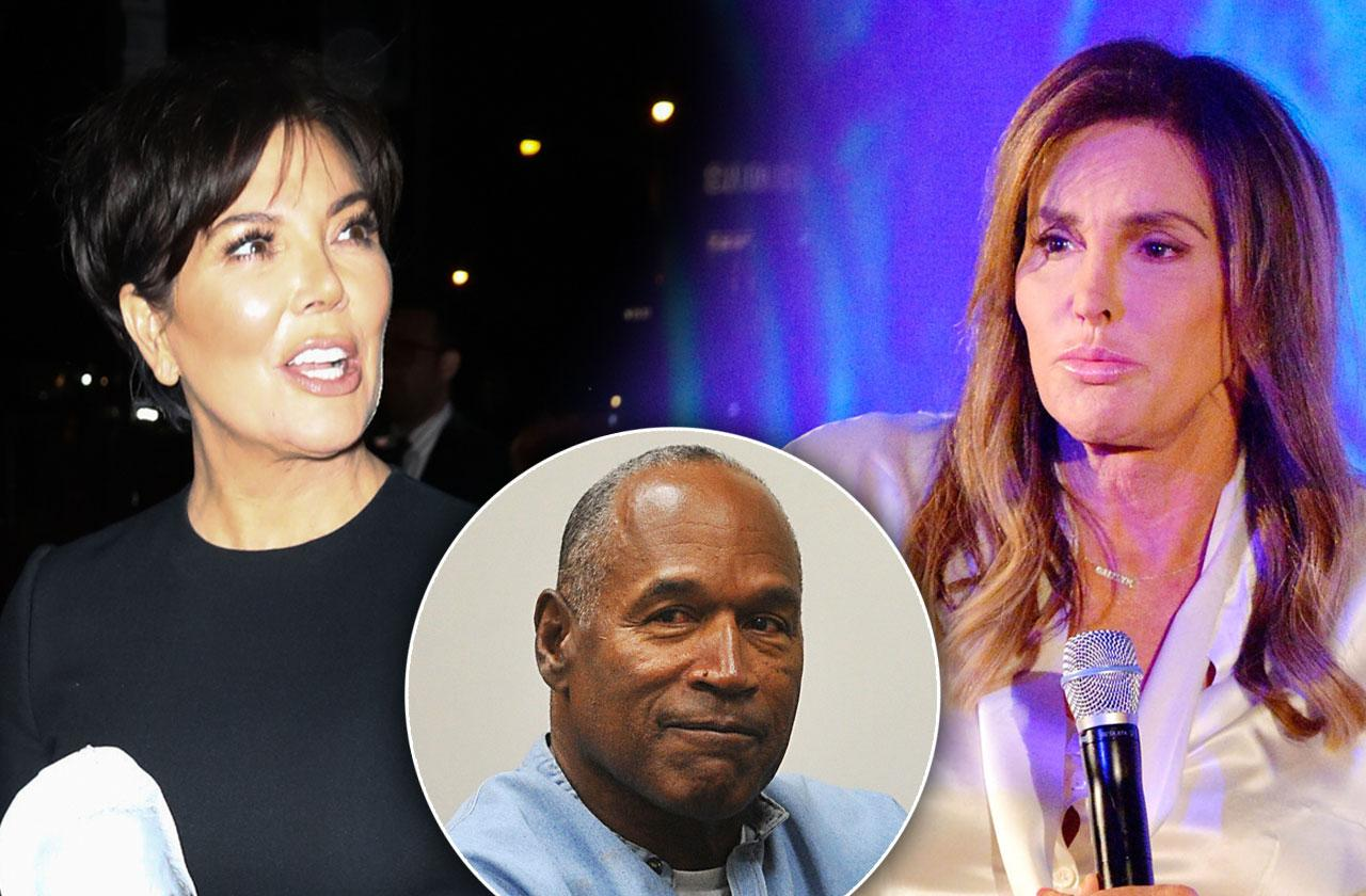 //Kris Jenner knew OJ Simpson was guilty pp