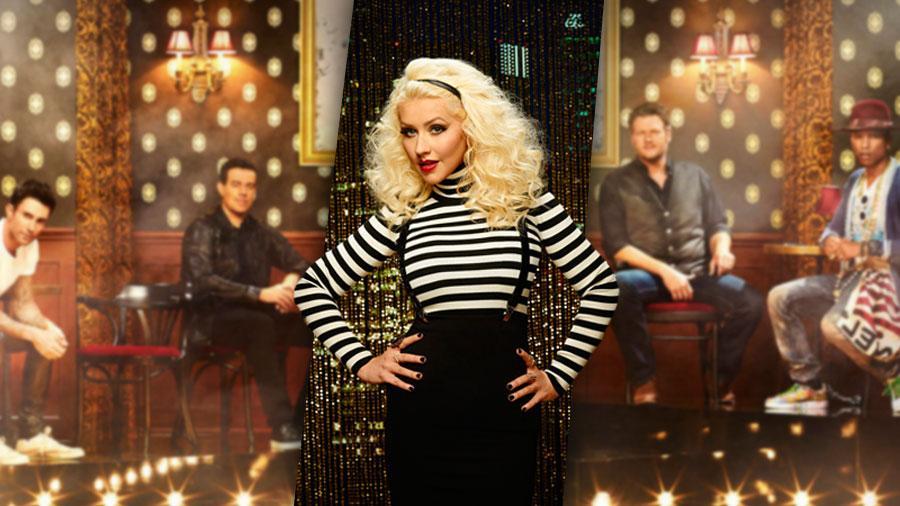 Christina Aguilera Voice Diva Antics