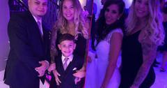 kailyn lowry attends jo rivera wedding teen mom 2