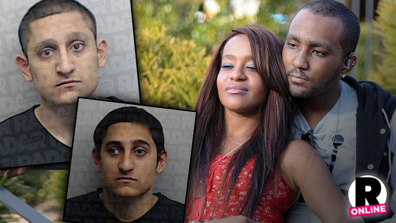 Bobbi Kristina Brown Nick Gordon Pal Steven Stepho Heroin Arrests