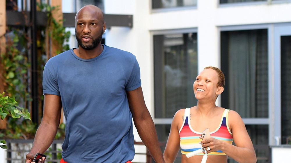 Back Together? Lamar Odom and Sabrina Parr Celebrate Anniversary After Ending Engagement