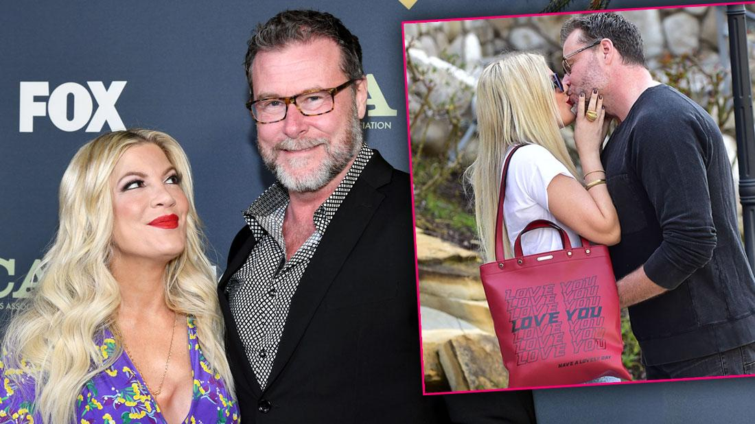Tori Spelling Reveals Shocking Sex Secrets With Husband Dean McDermott