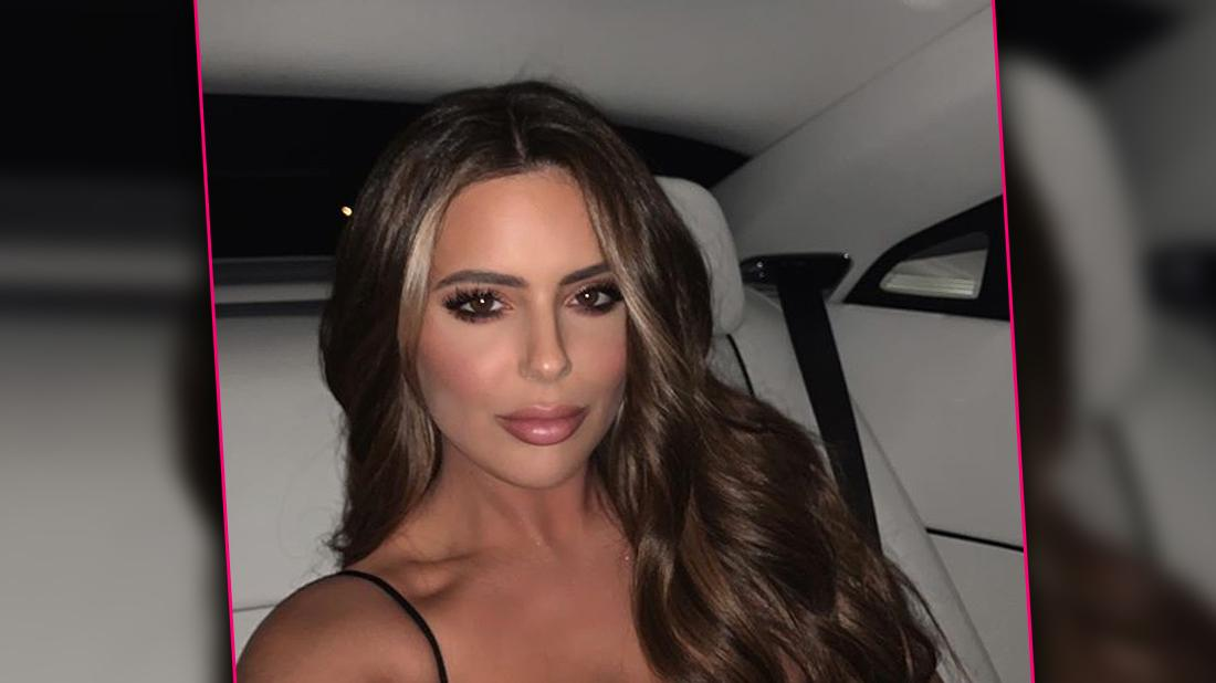 Brielle Biermann Has Lips Plumped Back Up Fillers