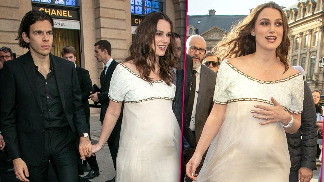 Keira Knightley Pregnant Second Child From Husband James Righton