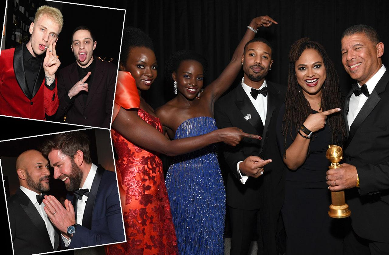Golden Globes 2019 Afterparty Photos