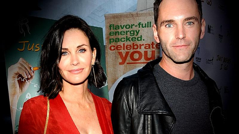 Cougar Courteney Cox's Wedding -- Moved Home For Ailing Mother?